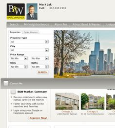 Baird & Warner - Mark Jaklocated at 4037 N Damen Ave, Chicago IL 60618 offers Real Estate Agents, Real Estate Services. Be sure to follow us directly on our social profiles below.