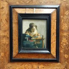 La merlettaia _ Vermeer _ Louvre