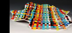 Technicolor Dream Blanket - Glassboxguy, artists mark lewanski and aaron tomac