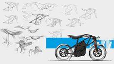 PROJET ÉTUDIANT KTM ION moto par Daniel Brunsteiner