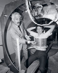 Worlds First MRI in 1977