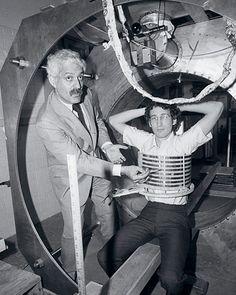 Worlds First MRI in 1977