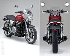 Honda CB1100 customized by Mugen