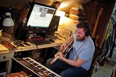 Under the name Noah T, Noah Richardson began writing and making music in 2011. He writes and records in his converted attic in midtown. #mytulsapeople #talent
