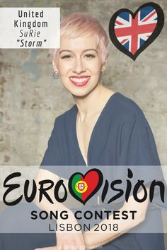 Eurovision song contest 2018 united kingdom storm by surie lordi hard rock hallelujah eurovision 2006 Eurovision Logo, Eurovision 2017, Eurovision France, Hard Rock Hallelujah, Hetalia, Terry Wogan, Disco Night, A Night To Remember, Pop Music