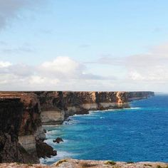 Great Australian Bight - South Australia - Even more magical in person and the road is not too far in some parts!
