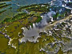 Chutes d'Iguazu Argentine paysages amerique sud