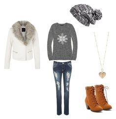 Designer Clothes, Shoes & Bags for Women Winter Wonderland, Betsey Johnson, Tommy Hilfiger, Guy, Shoe Bag, Polyvore, Stuff To Buy, Shopping, Collection