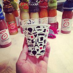 Cocorico ! Les gobelets froissés Revol ont fait sensation auprès des blogueuses parisiennes ! Instagram photo by @mrsaurelie (mrsaurelie) | Iconosquare