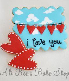 Cute individual hearts!