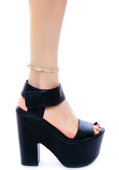Hello gorgeous - LR | Windsor Smith Leon Platform Heel | Dolls Kill