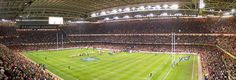RBS 6 Nations in Cardiff
