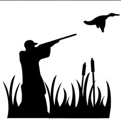 Duck hunting template
