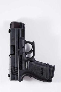 Springfield Armory XD-9 Subcompact #pistol #gun #firearm #weapon