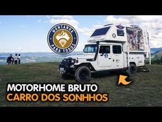 Motorhome, 4x4, Primitive, Camping, Offroad, Monster Trucks, Tours, Youtube, Outdoors