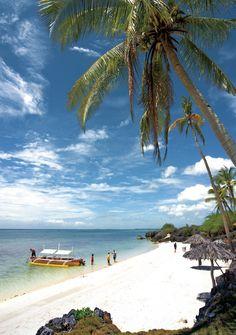 Beaches in Cebu, Philippines