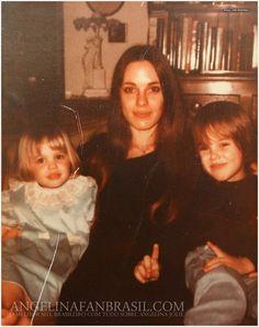 Marcheline Bertrand Angelina Jolie