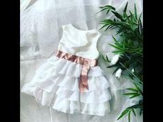 Tuto couture : comment coudre une robe de baptême ? - Joli Carmin