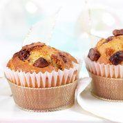 Orange chocolate-chip muffins recipe