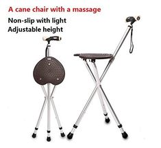 walking stick chair heavy duty wingback with nailheads 48 best seat images canes cannes buy cane massage folding 300 lbs capacity type light adjustable height portable fishing rest stool