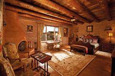 Beautiful Ranch House Interior