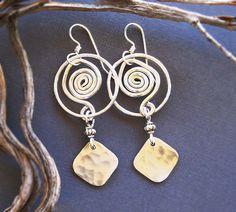 Celtic inspired artisan jewelry
