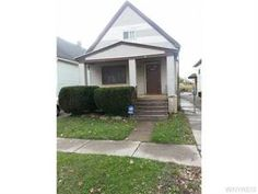 Buffalo Real Estate - 46 Olympic Ave, Buffalo, NY, 14215  $37,176 SQUARE FOOTAGE 1,500 4 BEDS 1 BATH cbillups@realtyusa.com