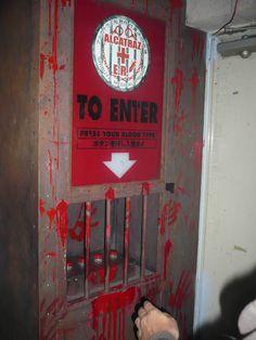 alcatraz er restaurant tokyo japan