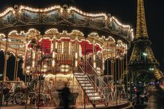 Carousel in Paris (revisited)