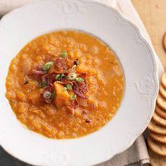 New England Sweet Potato Soup