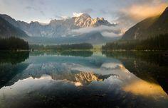 Fusine Lakes, Italy By Marius Zbrcz
