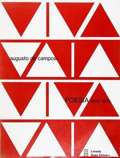 Augusto De Campos, Poesia 1949-1979, Livraria Duas Cidades, São Paulo, 1979