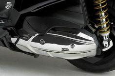 DAYOTNA(デイトナ) MCフェイス クロームメッキ GRAND MAJESTY400 (5RU)の購入はGT商会通販サイトへ