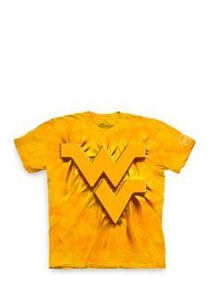 The Mountain  West Virginia Mountaineers Inner Spirit T-Shirt