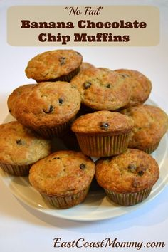 These muffins are easy to make, taste delicious, and freeze beautifully. Perfect for school lunches!