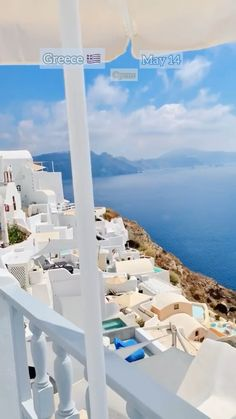 I Want To Travel, Beautiful Places To Travel, Santorini Travel, Greece Vacation, Unique Hotels, Main Attraction, Mykonos, Travel Guide, Travelling