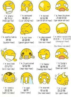 Image via We Heart It https://weheartit.com/entry/164214795 #cute #korea #korean #emoji #koreanlanguage