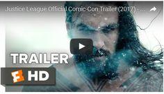 Justice League Trailer – Ben Affleck Movie