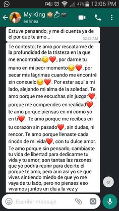 Lo que nunca me va a pasar Love Boyfriend, Boyfriend Texts, Diy Gifts For Boyfriend, Sweet Words, Love Words, Sad Love, Love You, Relationship Texts, Love Text