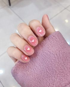 In search for some nail designs and ideas for your nails? Listed here is our set of must-try coffin acrylic nails for stylish women. Cute Nail Art, Cute Nails, Pretty Nails, Korean Nail Art, Korean Nails, Nailed It, Kawaii Nails, Nagellack Trends, Nail Polish