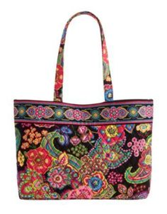 Vera Bradley East Meets West Symphony in Hue. Starting at $23 on Tophatter.com!