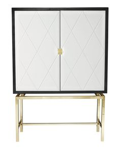 Bar Cabinet | Bernhardt. Please contact Avondale Design Studio for more information on any of the products we feature on Pinterest.