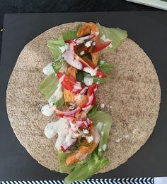 Tacos, Mexican, Salad, Foods, Ethnic Recipes, Fitness, Food Food, Gymnastics, Salads