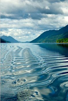 ✯ Pudget Sound Reflections