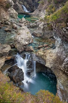 SCOTLAND - Fairy Pools, Isle of Skye - Western Scotland