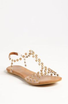 Jeffrey Campbell 'Puffer' Sandal available at #Nordstrom