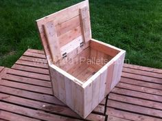 IMG 6622 600x448 Pallet boxes for house in pallet entrance pallet furniture diy pallet ideas  with Pallets Box