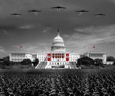 Alternative history-Axis powers of America