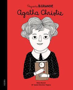 Agatha Christie es la escritora inglesa más leída de todos los tiempos. Sus novelas han sido traducidas a más de cien idiomas y su obra Diez Negritos es uno de los diez libros más leídos de la historia. Con sus peculiares detectives, sus enigmáticos casos y sus historias llenas de ingenio desafió a las mentes de millones de lectores convirtiéndose en la reina del misterio. (a partir de 9 años)