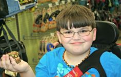 Vote for Noah to win an adaptive bike! No registration or donation required. Contest ends 3/25/14.